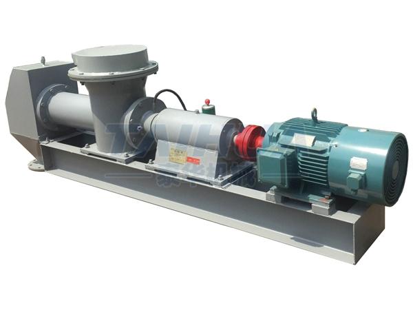 气力输送泵,螺旋输送泵,螺旋气力输送泵,螺旋式气力输送泵