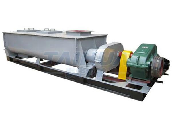 雙軸攪拌機,雙軸加濕攪拌機,臥式雙軸攪拌機